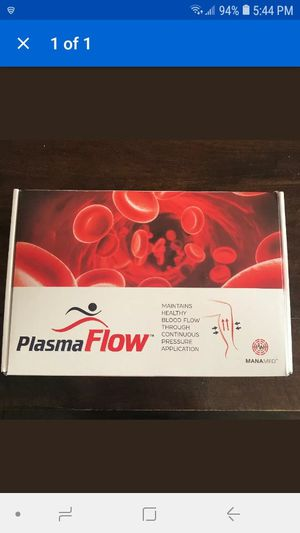 New Wireless plasma Flow for both legs for Sale in Port St. Lucie, FL
