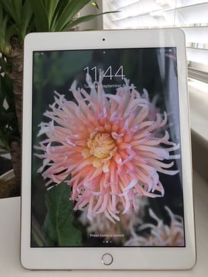 "9.7"" iPad 5 (WiFi version with larger 128 GB storage capacity) - $315 OBO for Sale in Philadelphia, PA"
