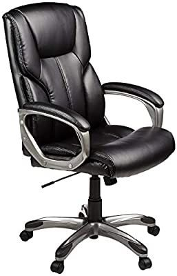 Adjustable Office Desk Chair with Casters, Black for Sale in Garden Grove, CA