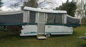 1997 coleman popup camper 21 foot for Sale in Florence, SC