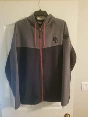 Harley xl hooded light jacket for Sale in Laveen Village, AZ