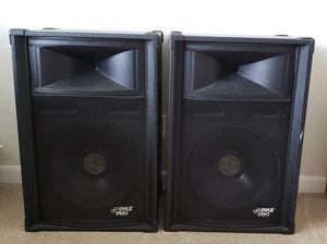 Stage Speakers - Pyle Pro - 800 Watts for Sale in Miami Shores, FL