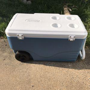 Coleman cooler for Sale in Herndon, VA