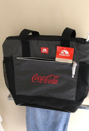 Brand New igloo Coca-Cola cooler for Sale in Silver Spring, MD
