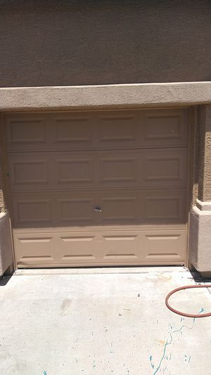 7 x8 garage door for Sale in Phoenix, AZ