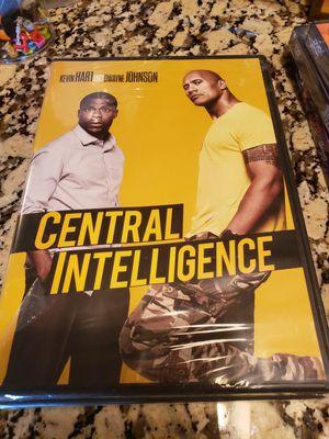 Central Intelligence movie for Sale in Overland Park, KS