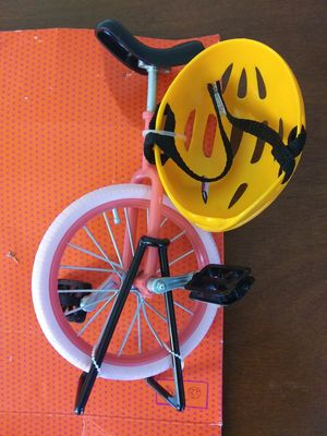 American girl doll unicycle for Sale in Nottingham, MD