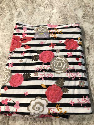 Baby car seat cover + nursing scarf for Sale in Wichita, KS