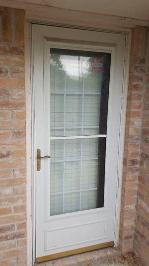 Storm door for Sale in Dallas, TX