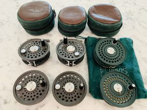 Orvis reels. CFOIII Disc. Battenkill 3/4 made in England fly fishing reels for Sale in Scottsdale, AZ