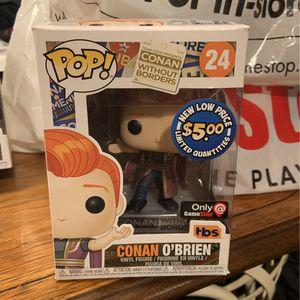Conan O'Brian Pop! Figure for Sale in Buffalo Grove, IL