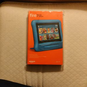 Amazon fire hd 8 kids' edition (Brand New) for Sale in Seattle, WA