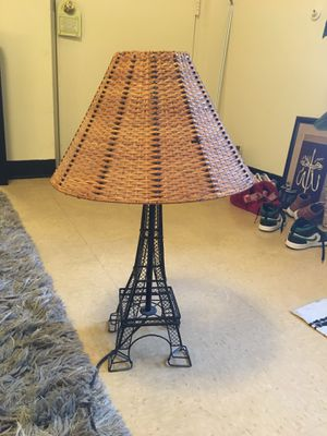 Table lamp for Sale in Yeadon, PA