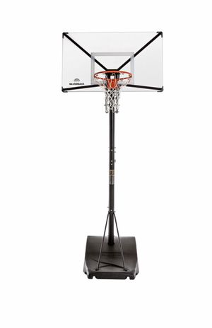 "Silverback SBX 54"" Backboard Portable Height-Adjustable Basketball Hoop for Sale in Tempe, AZ"
