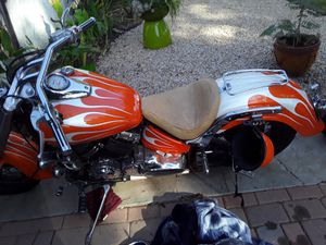 1999 Yamaha 650 low miles runs great tags up-to-date for Sale in San Bernardino, CA