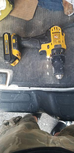 Dewalt drill for Sale in Hagerstown, MD