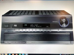 Onkyo TX-SR805 THX Ultra2 home Theater Receives for Sale in La Mirada, CA