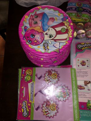 Shopkins Decoration for Sale in Hayward, CA