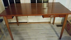 Pottery Barn wooden office table for Sale in Frederick, MD