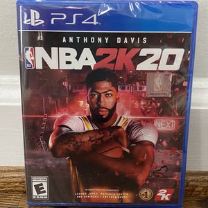 NBA 2K20 For PS4 for Sale in McLean, VA