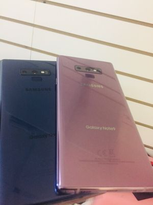 Unlocked Samsung Galaxy Note 9 128gb Excellent Condition Free Charger 🔌 30 days warranty for Sale in Richardson, TX