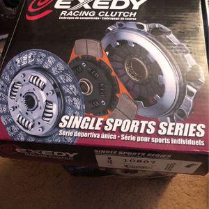 Exert stage 1 Racing cClutch kit for Sale in San Jose, CA