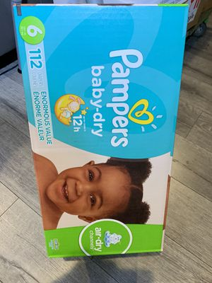 Pampers size 6. — $35 FIRM for Sale in Hawthorne, CA