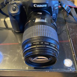 Canon EF 100mm 2.8 Macro Lens USM for Sale in Seattle, WA