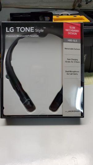LG Tone headphones for Sale in Tampa, FL