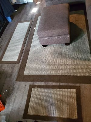 3 pc area rug set for Sale in El Monte, CA