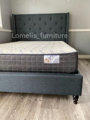 Cal king beds with mattresses included for Sale in La Verne, CA