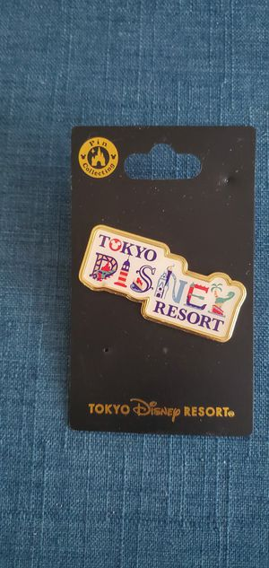 Tokyo Disney pin for Sale in Chantilly, VA