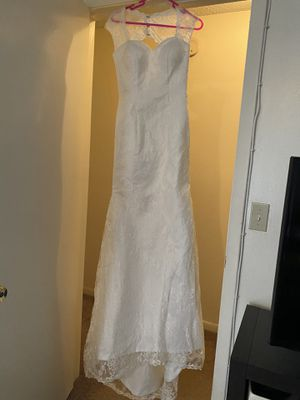 Beautiful wedding dress for Sale in Palm Springs, FL