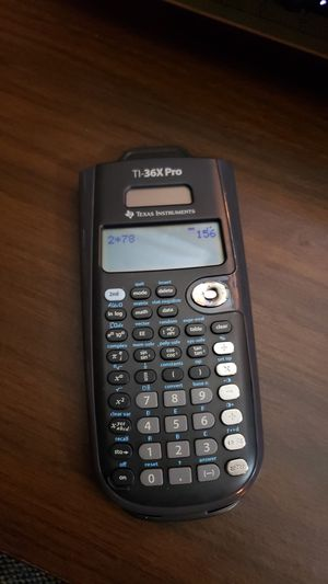 TI-36x Engineering calculator for Sale in Portland, OR