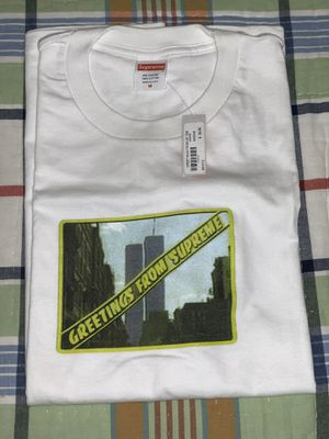 Supreme Greetings T-shirt for Sale in Gaithersburg, MD