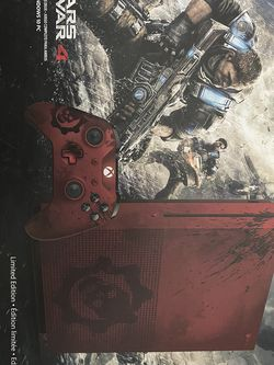 Xbox One (Gears of War Edition) for Sale in North Las Vegas,  NV