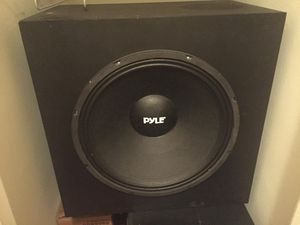subwoofers for Sale in Downers Grove, IL