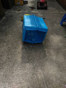 Medium size dog kennel for Sale in Oklahoma City,  OK