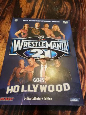 Wrestlemania 21 for Sale in Cleveland, OH