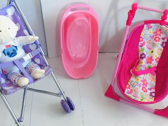 Baby Doll Essentials BUNDLE for Sale in Seattle,  WA