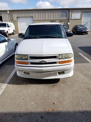 2001 Chevy blazer extreme 4.3 vortex for Sale in Orlando, FL