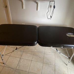Massage Table For Sale for Sale in Potomac, MD
