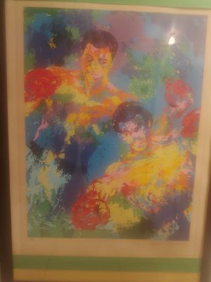 Rumble in the Jungle Muhammad Ali signed for Sale in Las Vegas, NV