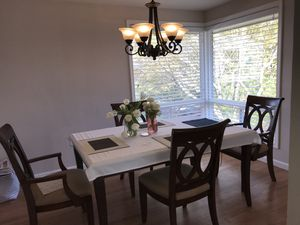Dining table with 6 chairs for Sale in Seattle, WA