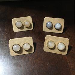 Rose Quartz Stud Earrings for Sale in Yakima,  WA