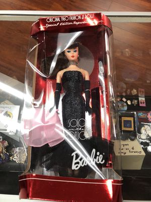Barbie Solo in the Spotlight Brunette Original 1960 Fashion & Doll Special Edition Reproduction for Sale in La Habra Heights, CA