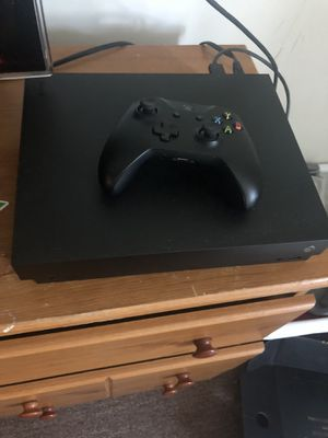 Xbox one x Nintendo switch for Sale in Woonsocket, RI