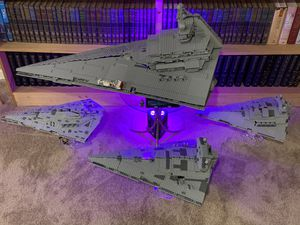 Lego Star Wars Imperial Star Destroyer's #6211; #75055; #75091; UCS for Sale in Woodstock, MD