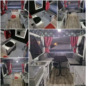 Newly remodeled Starcraft Pop Up Camper for Sale in Chandler, AZ