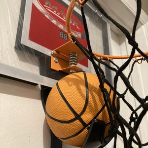 Overdoor Basketball Hoop for Sale in Durham, NC